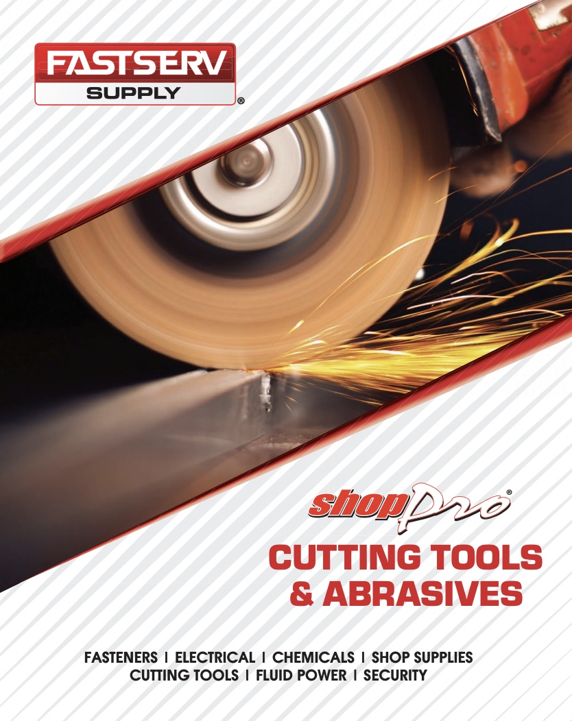 fastserv cutting tools abrasives brochure