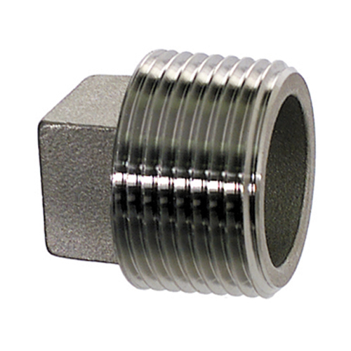 1 304 Stainless Steel Square Head Plug