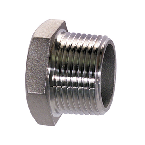 1 304 Stainless Steel Hex Head Pipe Plug