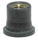 #10-32 x 1/2 Inch Well Nut - Package of 100