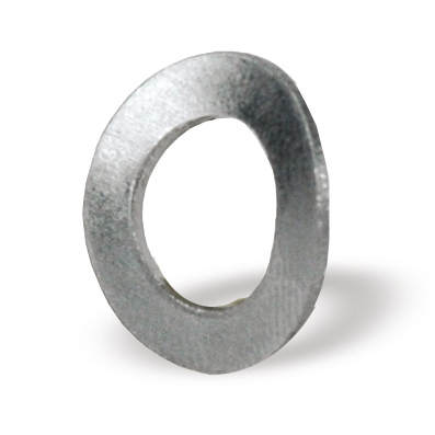 M3 Din 137A Zinc Plated Spring Steel Curved Spring Washer