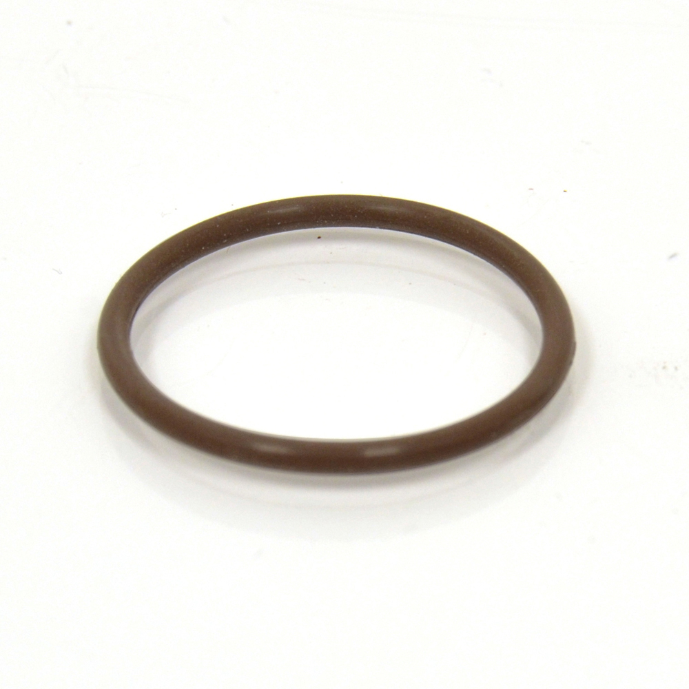 #011 5/16 Inch x 7/16 Inch x 1/16 Inch Viton O-Ring - Pack of 100