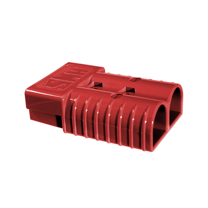 175 Amp Red Polycarbonate Sy® Connector Housing