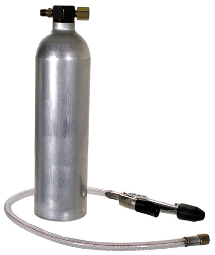 AC Air Conditioning Flush Gun For Flushing AC Air Conditioning Solvents