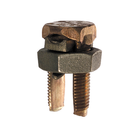 Ik-1/0 Head Stamping Copper Split Bolt