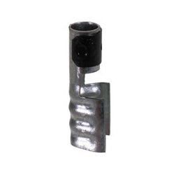 7Mm Ignition Terminal Straight Plug End