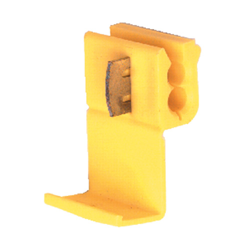 3M Brand Scotchlock Self Stripping Connector #903 Yellow