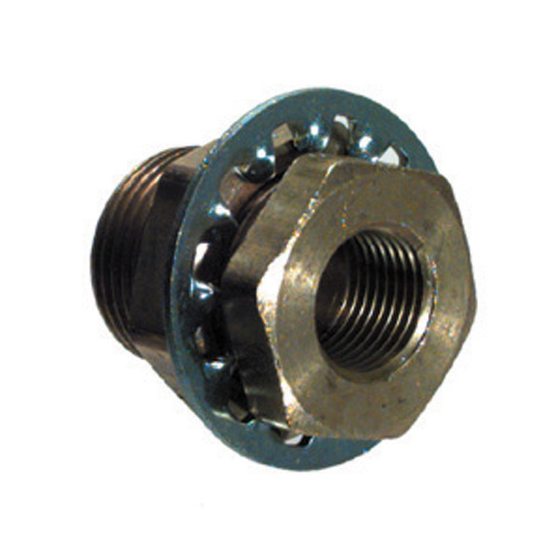 1/2 Brass Air Brake for Copper Bulkhead Coupling (Brass)