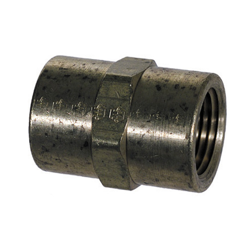 1 Inch Brass Pipe Coupling