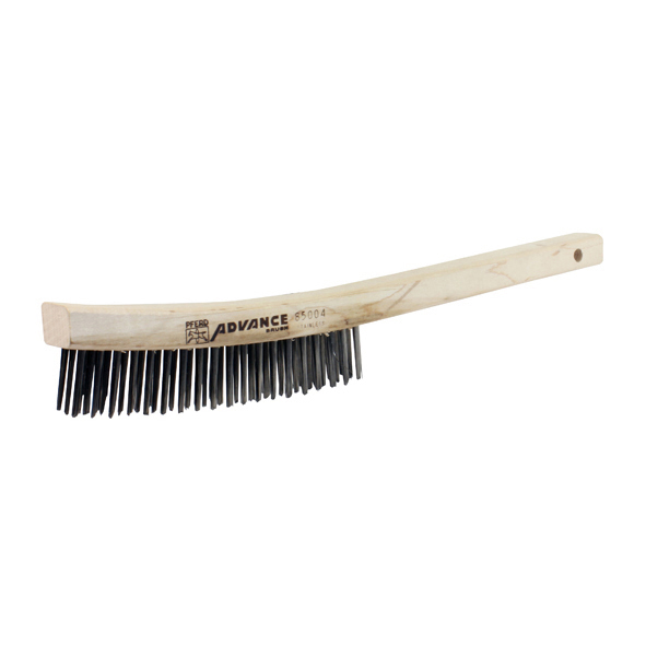 14 Inch Stainless Steel Scratch Brush .012 Wire