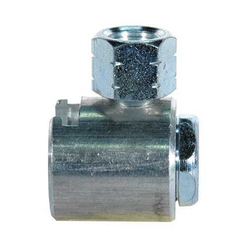 1/8 Inch Mpt Button Head Hydraulic Coupler With Adapter
