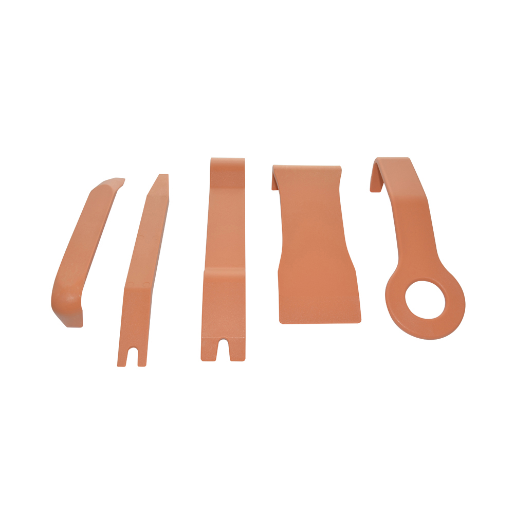 5 Piece Fastener and Molding Body Clip Remover Tool Set