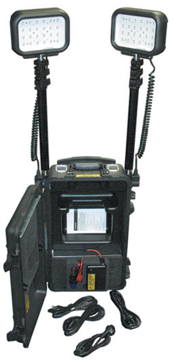 12/24V Vehicle Charger For Pelican Remote Area Lighting System