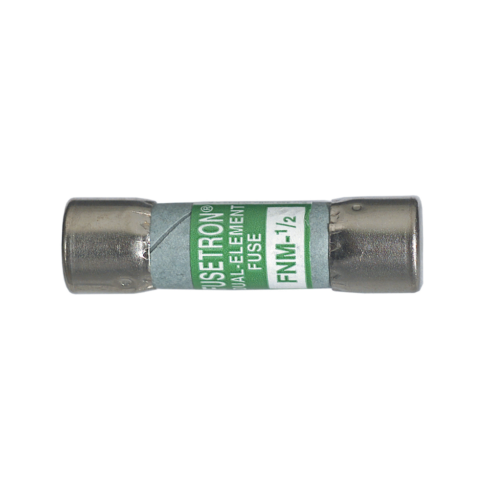 1 Amp FNM Type 13/32 Inch x 1-1/2 Inch 250 VAC Time Delay Glass Industrial Fuse