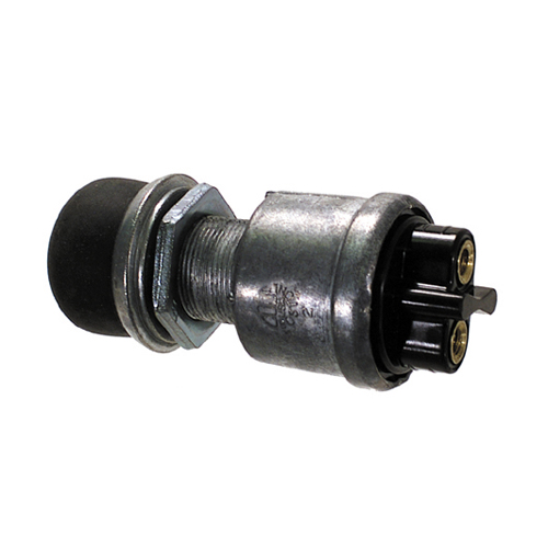 5/8 Inch-32 x 21/32 Inch Sealed Push Button Switch Momentary Off