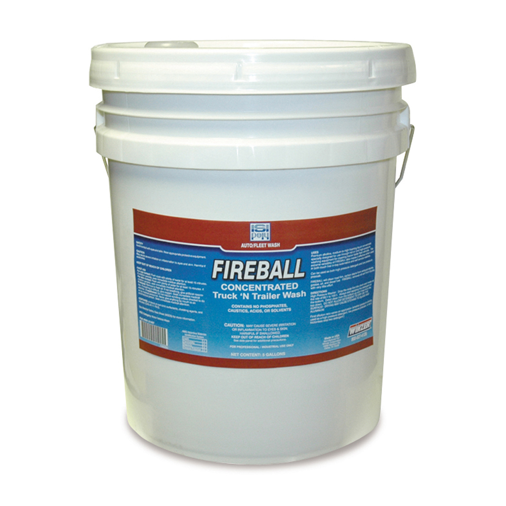 Isi-Poly Fireball - 5 Gallons
