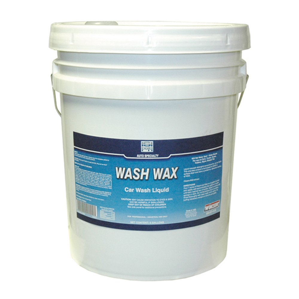 Isi-Poly Wash and Wax Car Wash Cleaner - 1 Pint