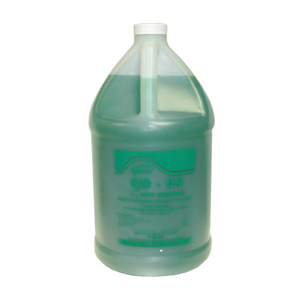 Qd-64 Disinfectant, Deodorant and Cleaner Mint - 5 Gallons