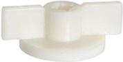 1/4-20 Nylon Carburetor Wing Nut