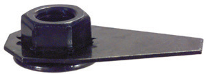 Exhaust Mounting Retaining Nut - Ford N802641-S