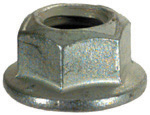 M10 x 1.50 Exhaust Mounting Retaining Flange Nut - GM 11502812