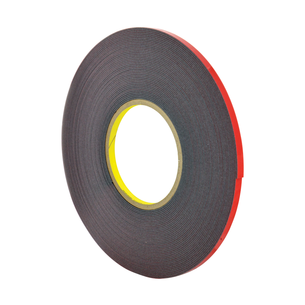 .23 Inch x 60 Foot Automotive Acrylic Plus Attachment Tape