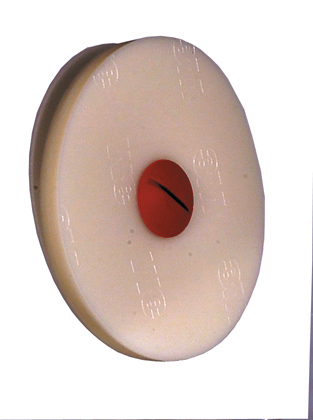3M 4 Inch x 3/8 Inch Molding and Stripe Removal Disc