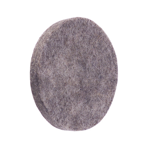 Standard Abrasives 3 Inch Lockit Felt Polishing Discs