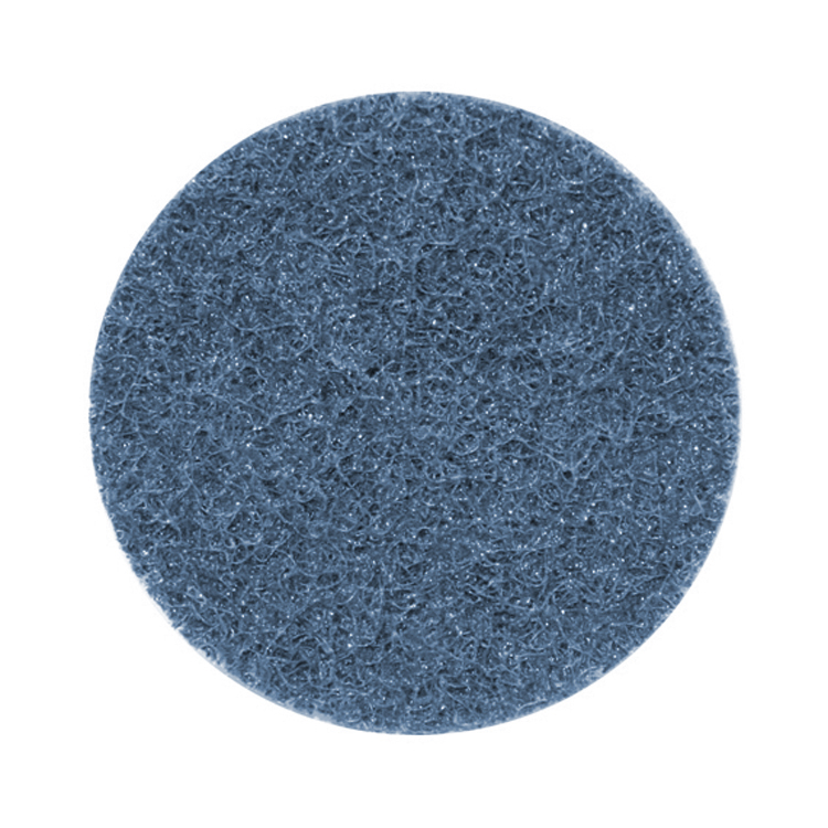 ShopPro 3 Inch Power-Brite Surface Conditioning Disc Very Fine Grit Blue - Shop Pro