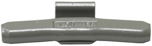 .25 oz To 3.00 oz P Series Plombco Coated Steel Wheel Weights Kit