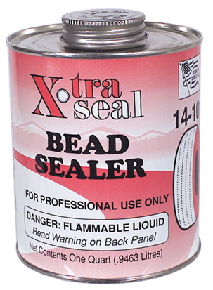 1 Qt Xtra Seal Tire Bead Sealer With Brush Top Can