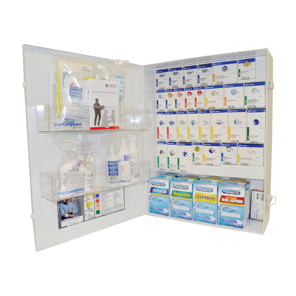 150 Person Smart Compliance First Aid Kit