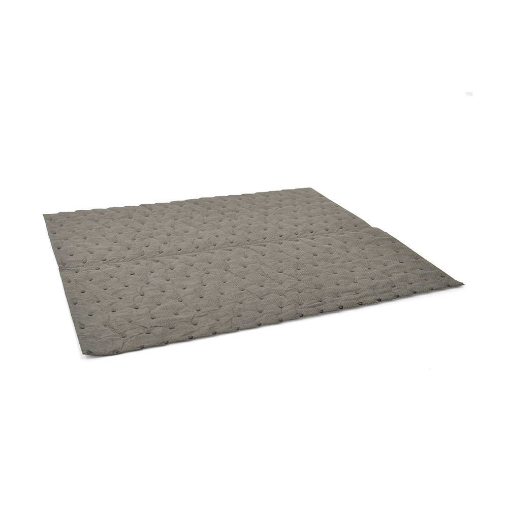 100/Box Gray Heavy Weight Universal Absorbent Pad 16X18