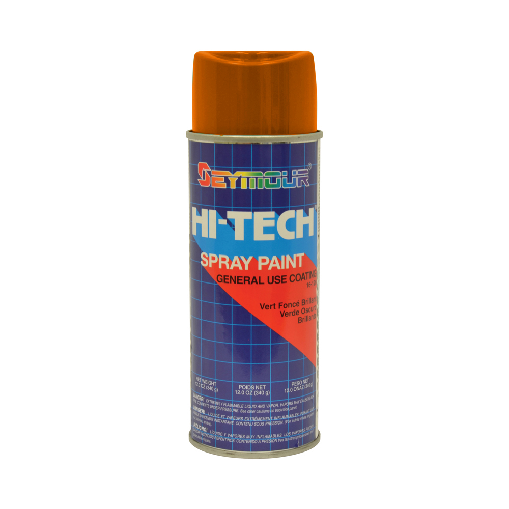 Chevy Orange Paint 16 oz - Package of 12