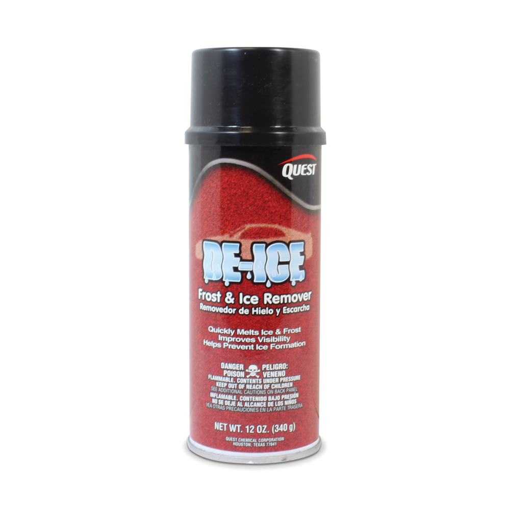 10 oz De-Ice Frost and Ice Remover Spray