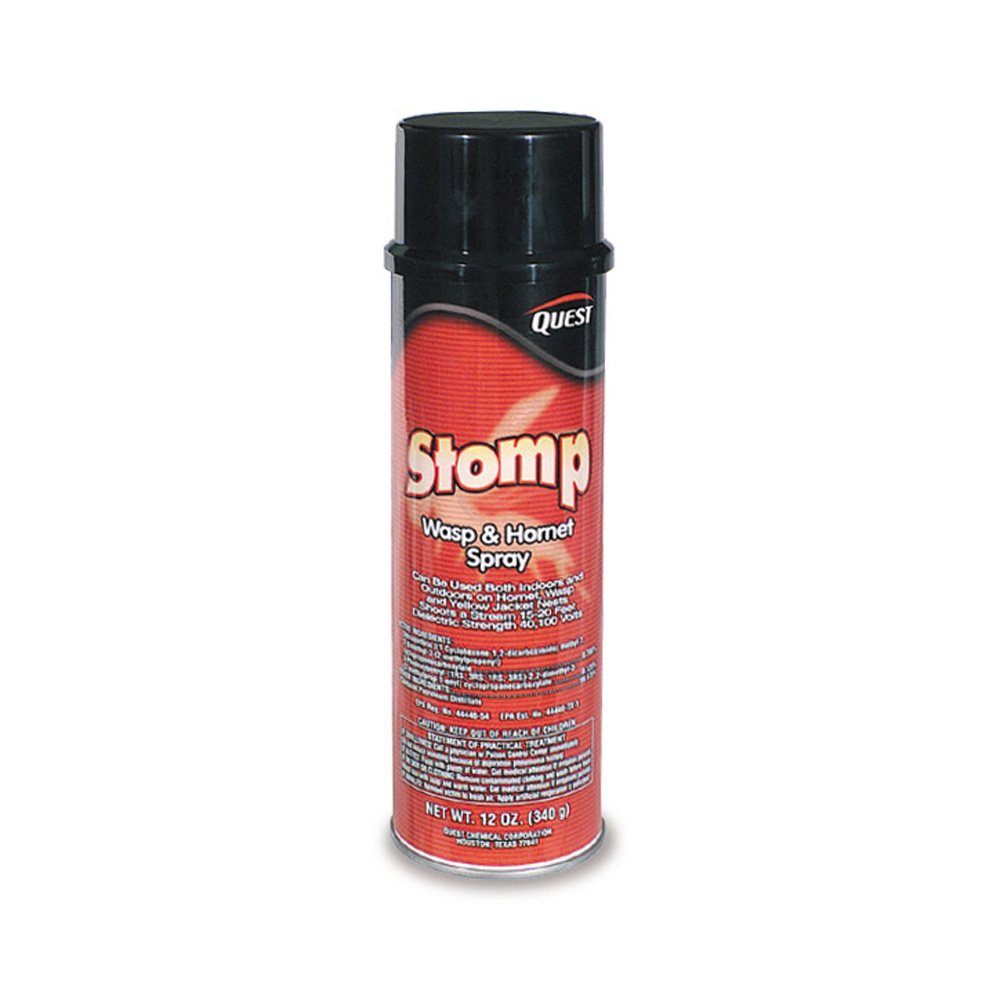 12 oz Stomp Wasp and Hornet Spray Aerosol