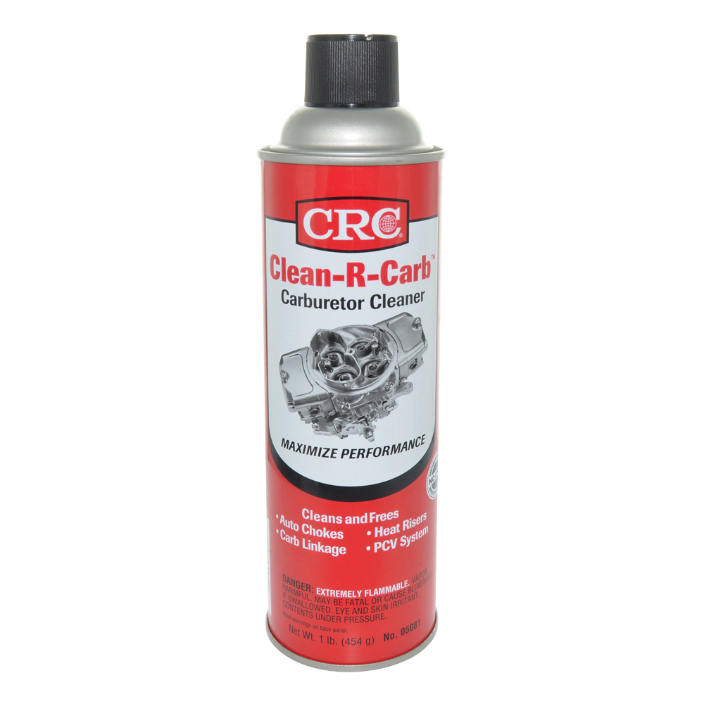 16 oz Crc Clean-R-Carb Carburetor Cleaner Aerosol - 16 oz