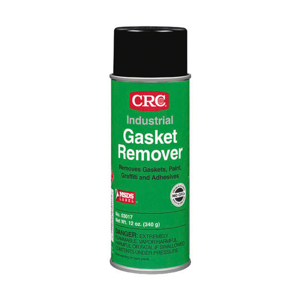 Crc Gasket Remover Gasket Paint and Decal Remover Aerosol - 12 oz
