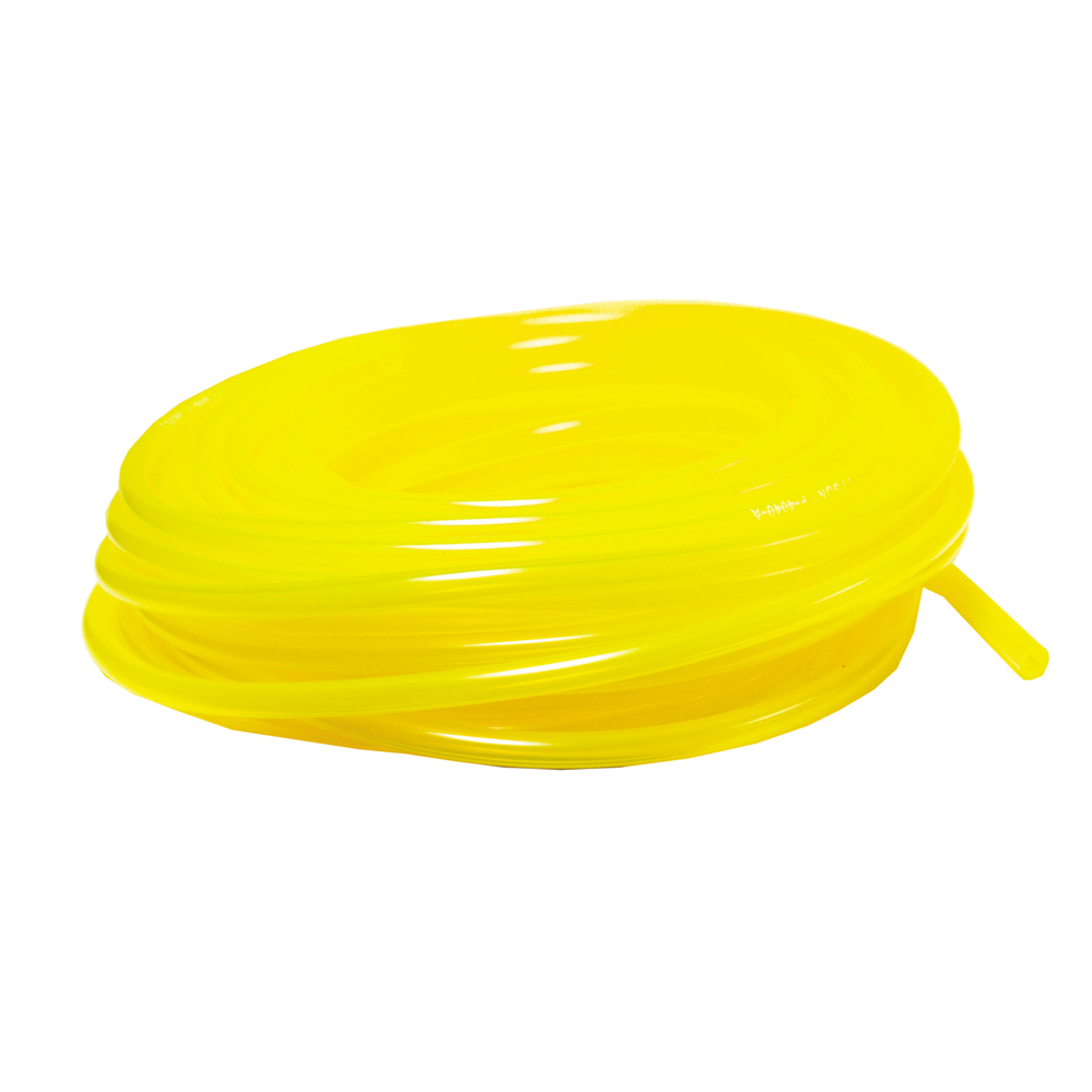 0.188 Inch x 0.313 Inch x 50 ft Yellow Tygon F4040-A Fuel and Lubricant Tubing