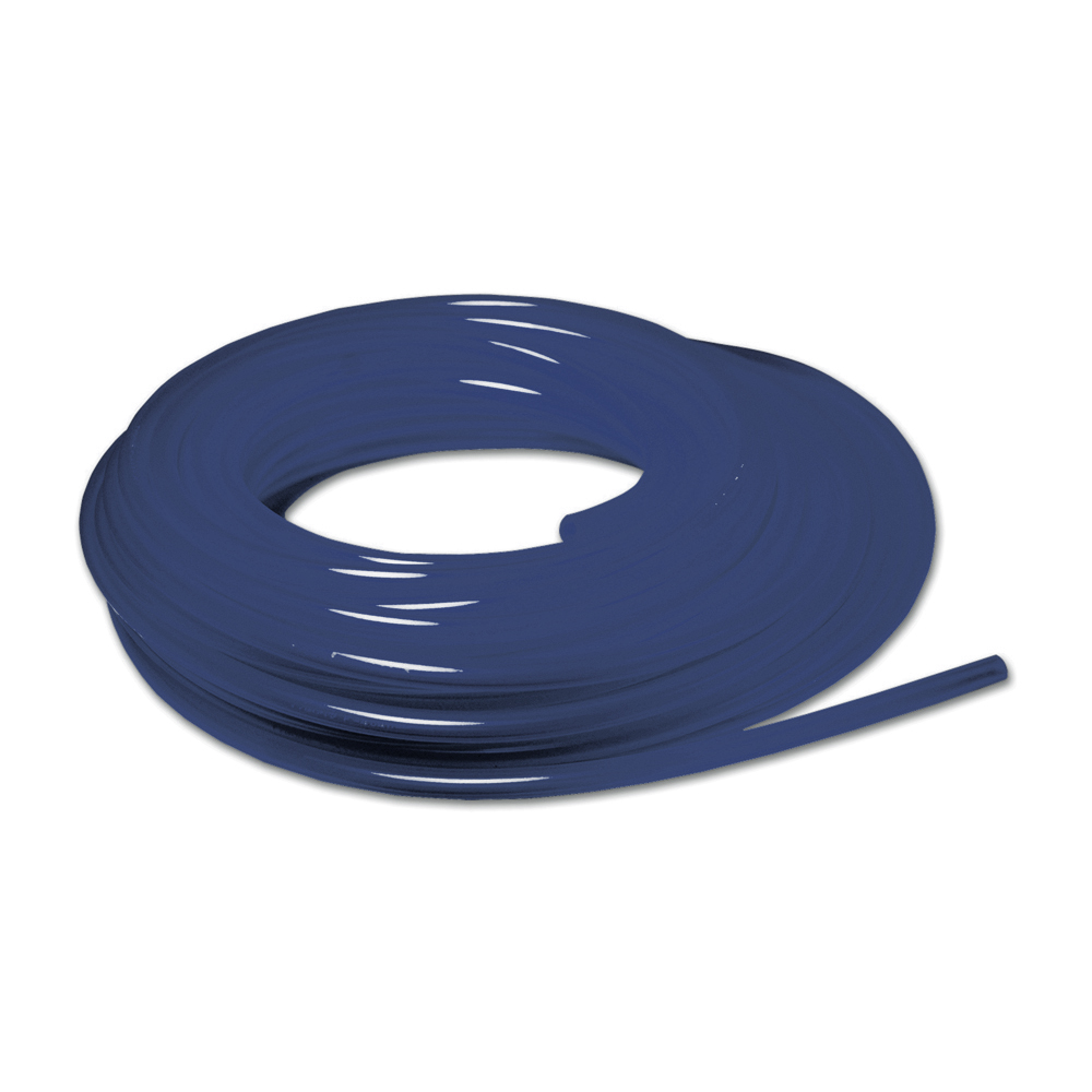 1/2 Inch x 100 ft Blue Nylon Type B D.O.T. Tubing
