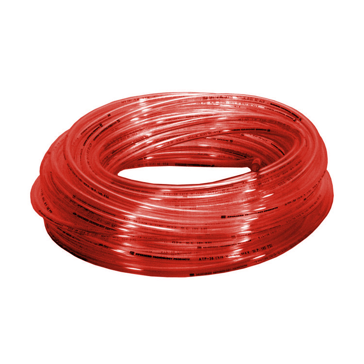 1/4 Inch x 100 ft. Polyurethane Tubing Red
