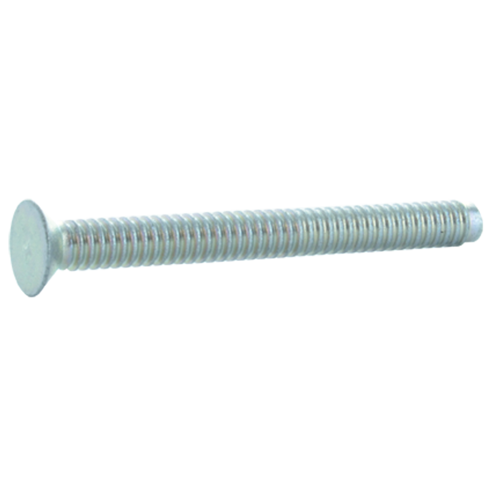 3/16 Inch x 1.788 Inch Steel 90Csk Head Huck Bolt