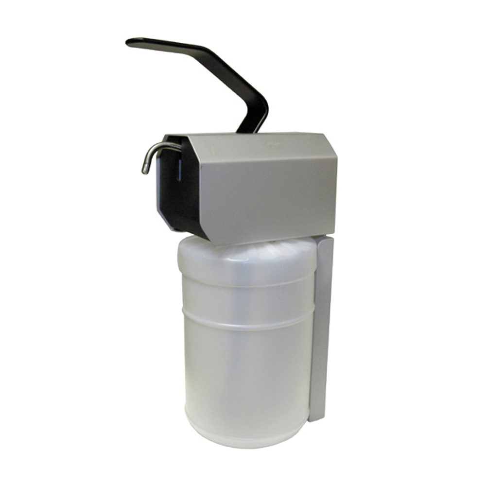 Isi Gallon Flat Top Hand Cleaner Dispenser
