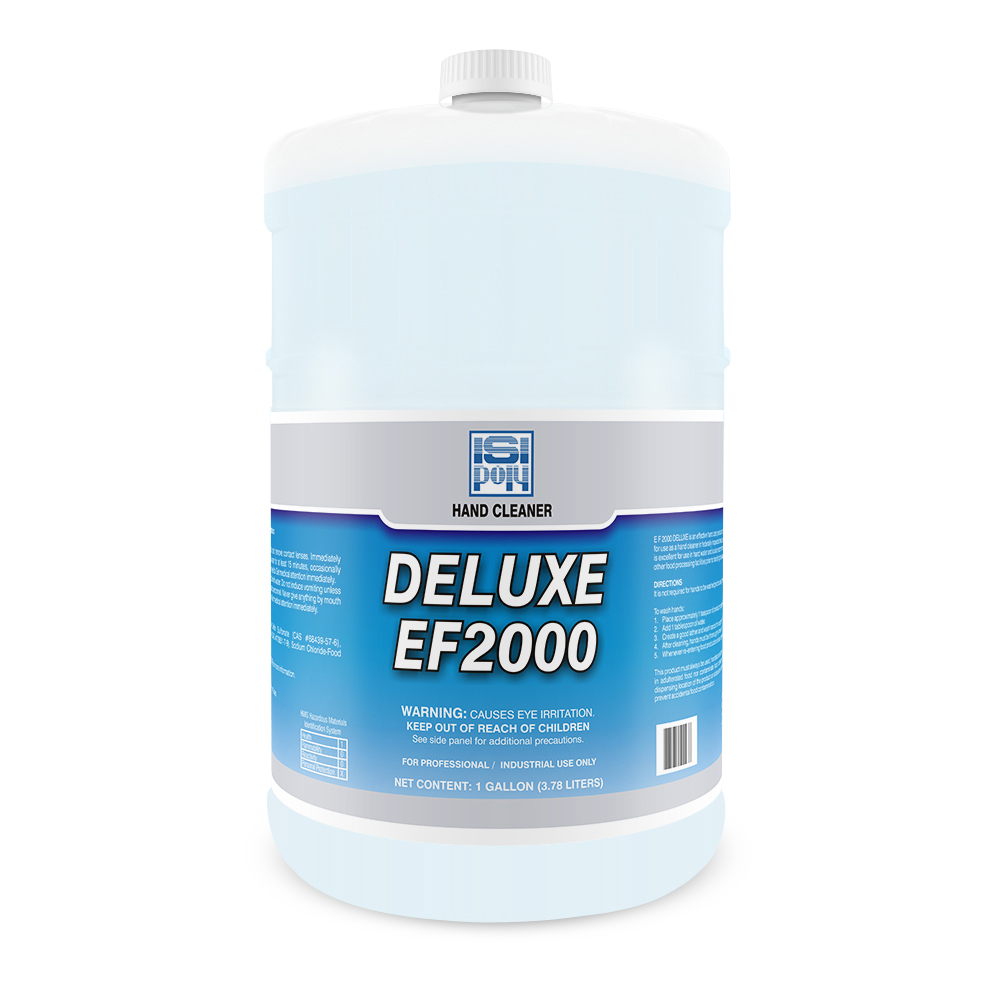 Isi-Poly Deluxe Ef2000 - 1 Gallon- Pack of 4