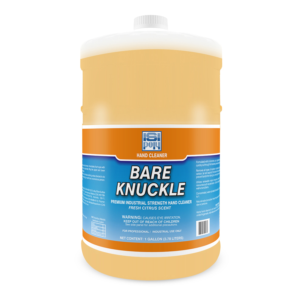Isi Bare-Knuckle - 1 Gallon - Pack of 4