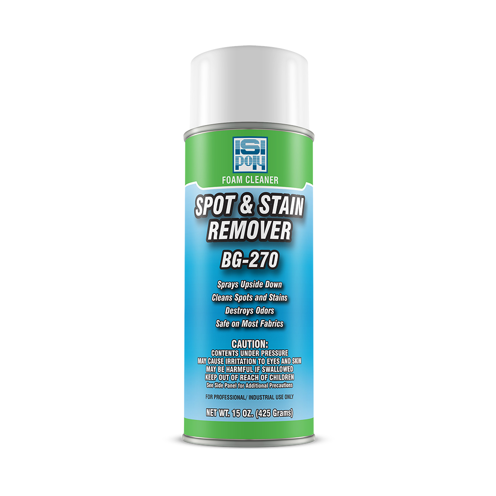 Stain and Soil Cleaner Remover Bg-270 - 15 oz - Case of 12