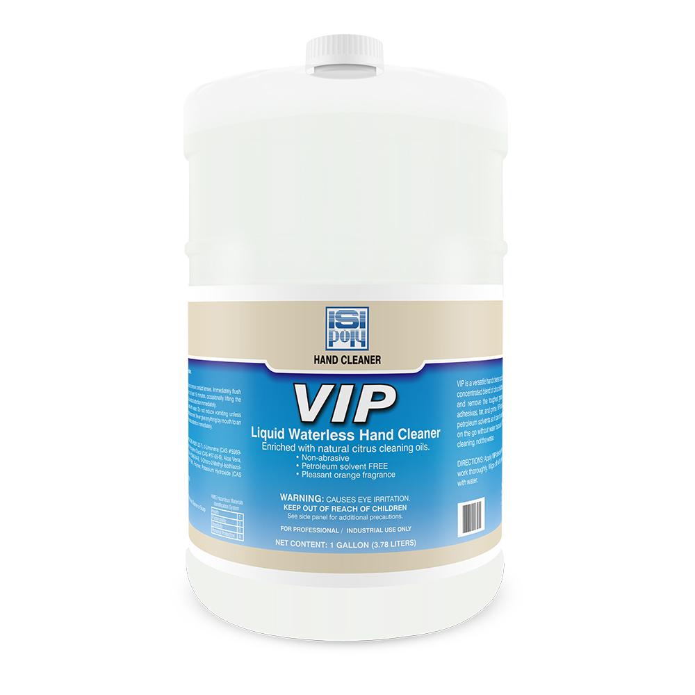 Isi-Poly Vip - 1 Gallon - Pack of 4
