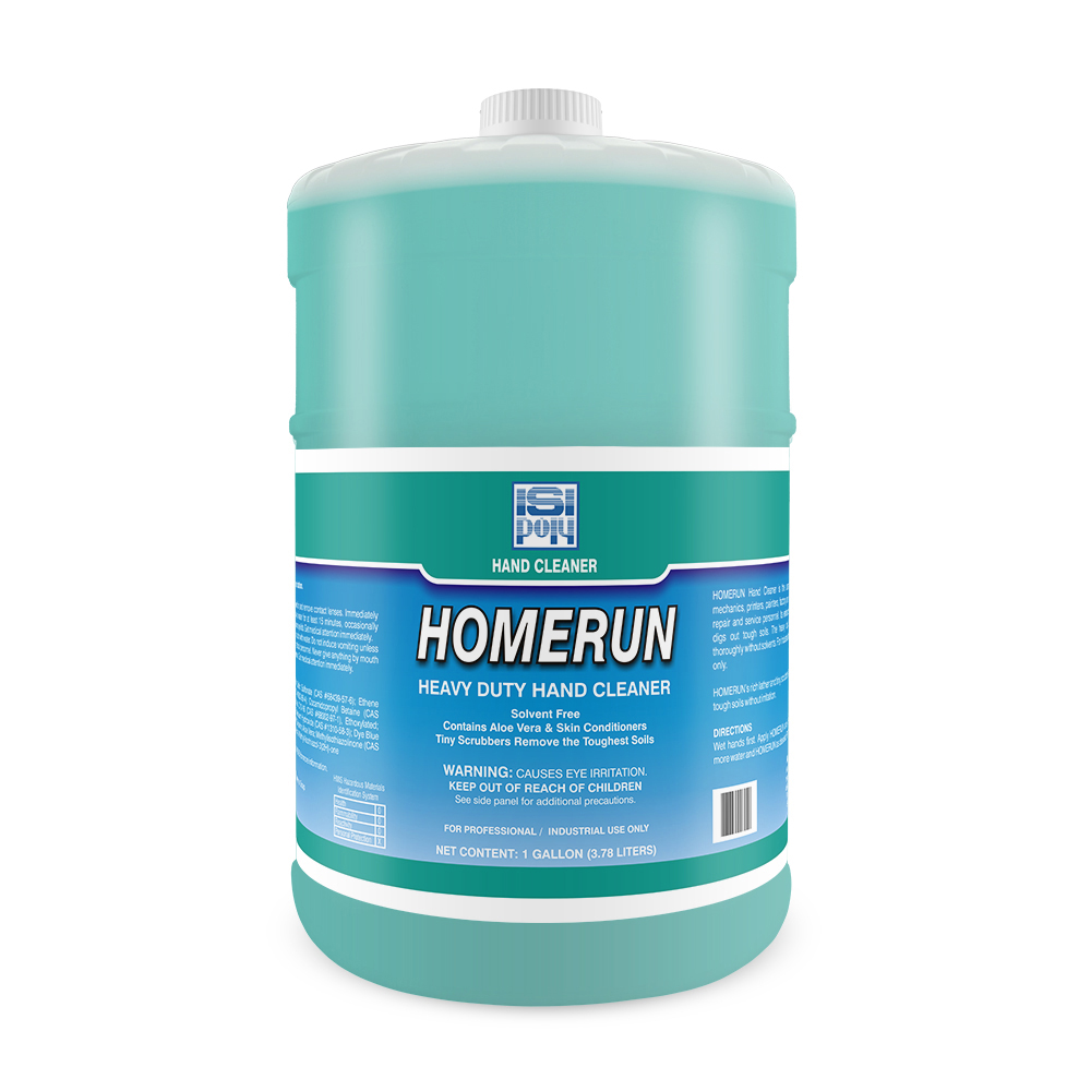 Isi-Poly Homerun With Dispenser - 1 Gallon - Pack of 12