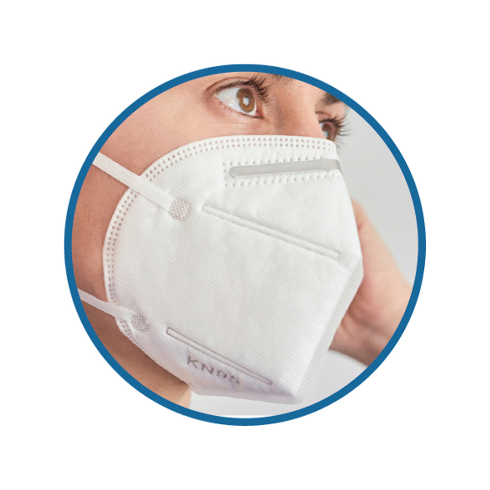KN95 Disposable Masks - Box of 10